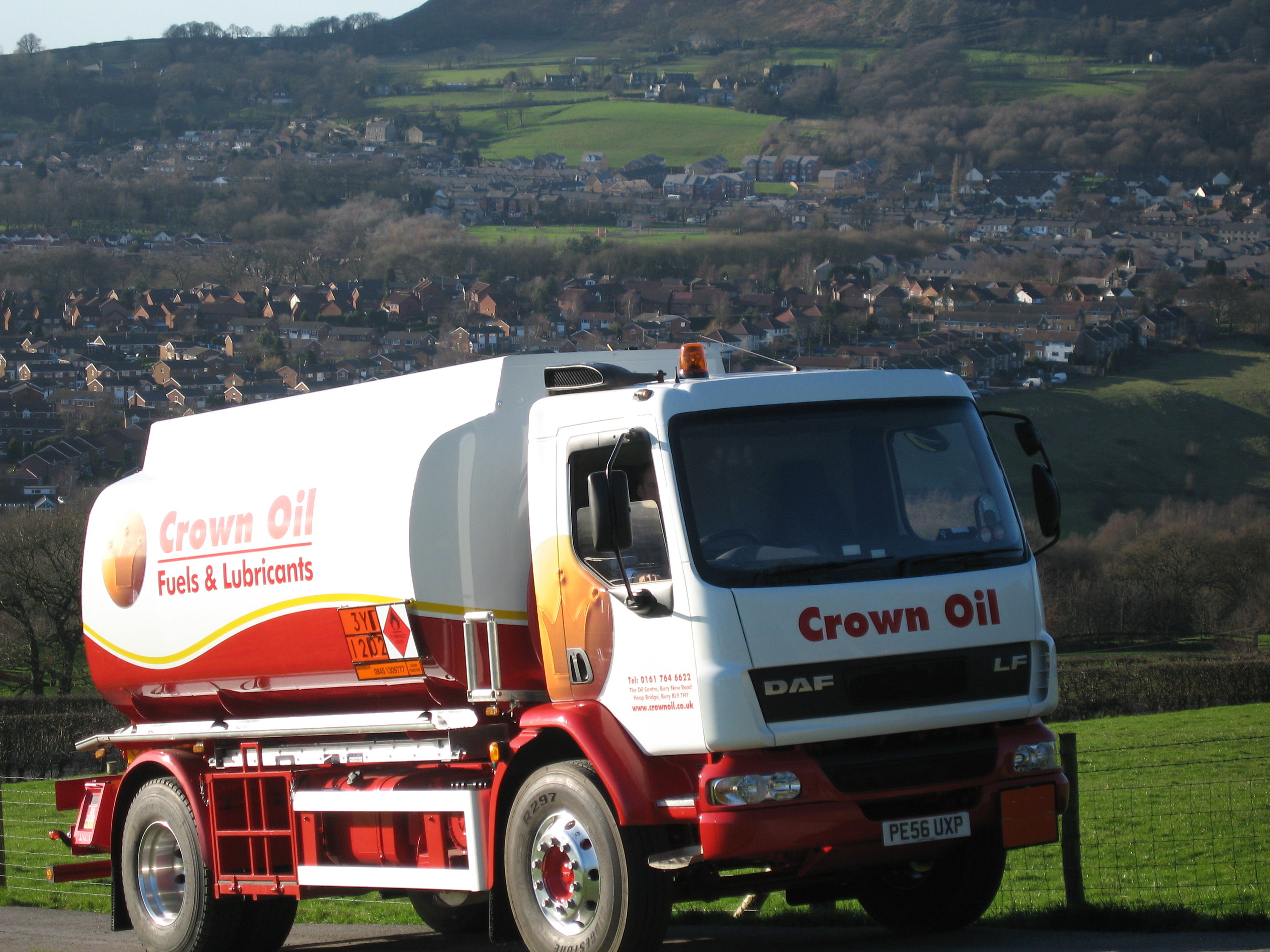 Home Central Heating Oil Deliveries