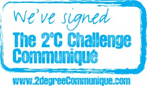 We Signed_Logo 2011 (3) - The 2 degree Challenge Communique