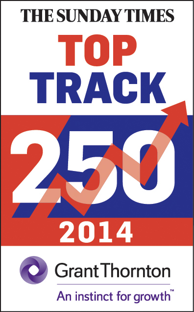 Fast track 250 - Crown Oil awarded 163rd position