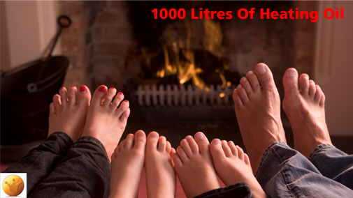 1000 litres heating oil: How to make 1000 litres of oil last