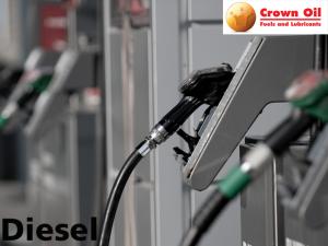 White Diesel - Diesel Fuel Pump