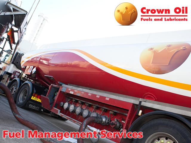 Fuel Management Services Tanker