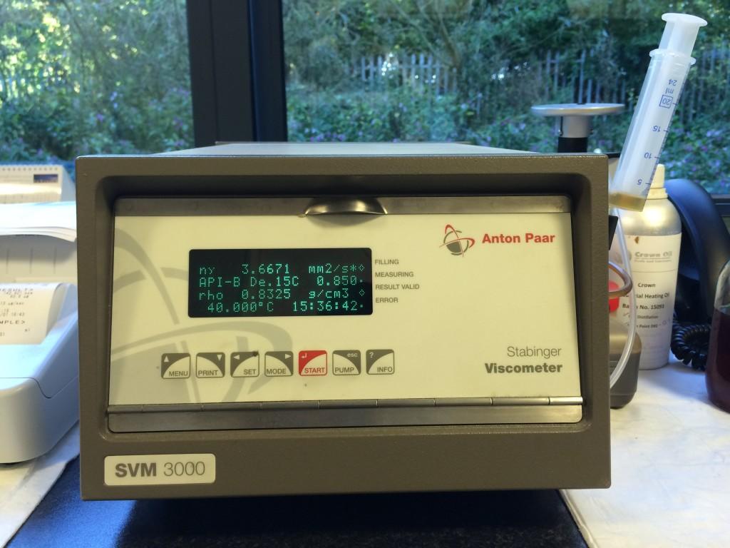 Viscometer - For Viscosity Measurements