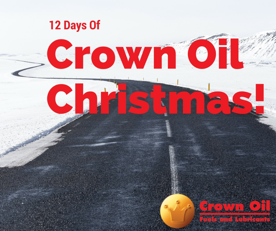 12 Days of Crown Oil Christmas