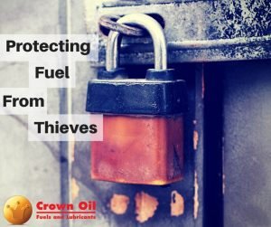 Protecting Red Diesel Theft