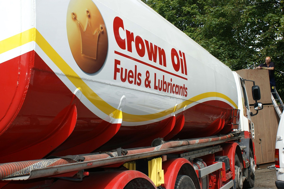 Crown Oil Tanker Deliveries