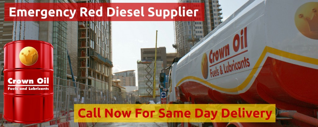 Emergency Red Diesel Supplier