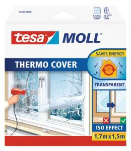 Tesa Thermocover Insulating Window Film