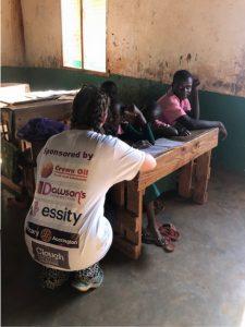 Local Bury Girl's Kenya Trip Made Possible with Help from Crown Oil