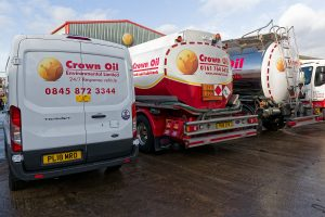 Crown Oil Vehicles