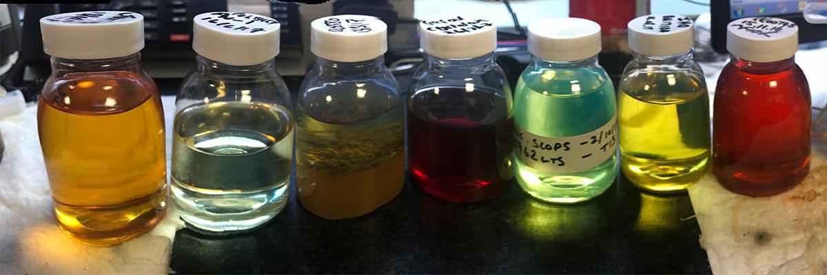 contaminated fuel