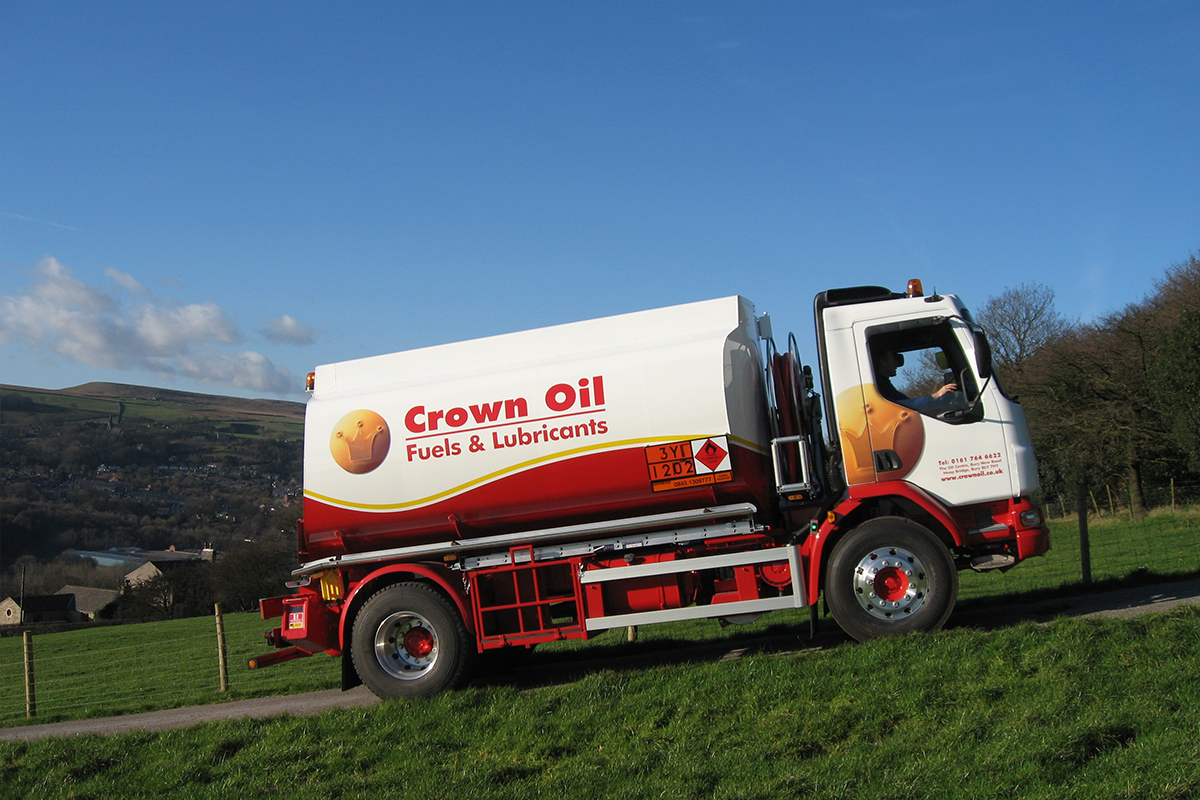 supplying home heating oil