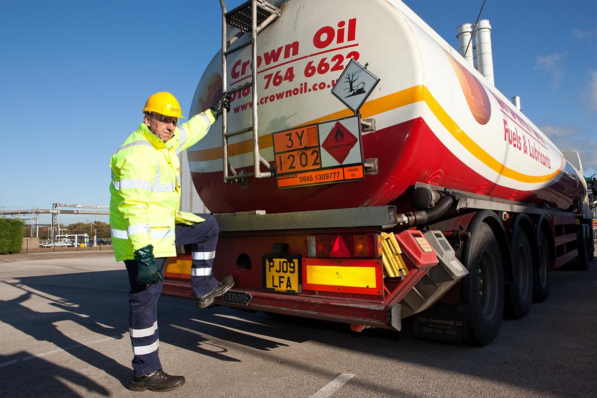 Transport Industry Fuels | Crown Oil