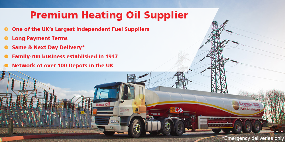 Industrial Heating Oil