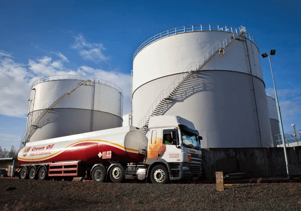 Crown Oil Ltd - Nationwide Fuels & Lubricants Supplier