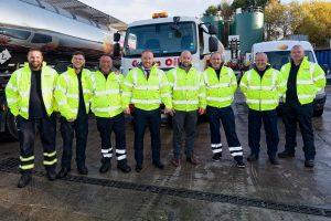 Crown Oil Environmental Team